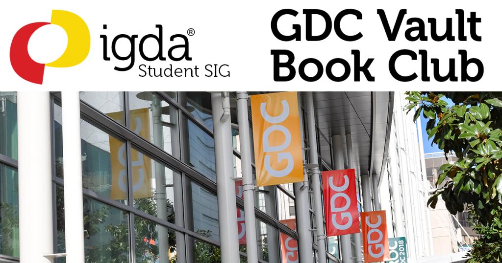GDC Vault Book Club